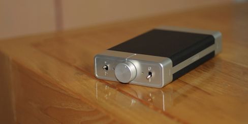 Headphone Amplifier iQube V1