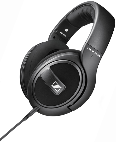 Tai nghe Sennheiser Headphone HD 569