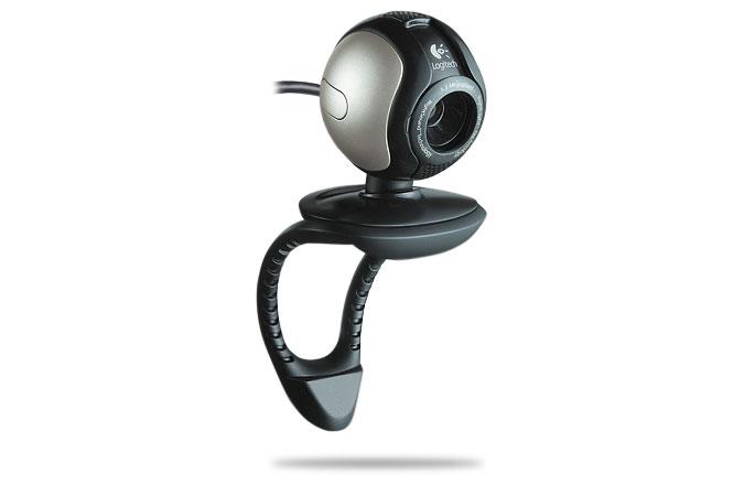 Quickcam Logitech S5500